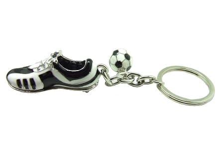 cl Llavero Zapato FútbolRegalatumarca Metálico Llavero Y7gvbyf6